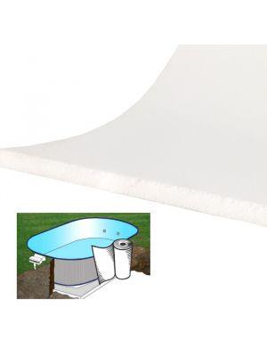 11,5 ml - Materassino di protezione laterale per piscine Gré da interrare