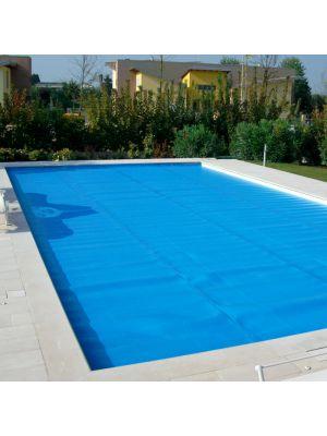 Copertura isotermica per piscina 4 x 8 mt mousse