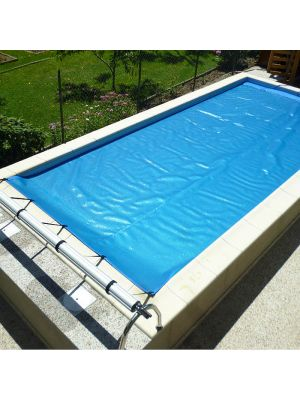 Copertura isotermica per piscina 7 x 14 mt multiball