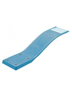 Delfino Trampolino per piscina interrata lunghezza 1,60 m Azzurro - Astralpool
