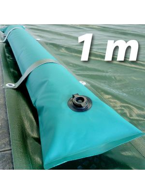 Perimeter tubular of 1 meter - for fixing the pool winter cover