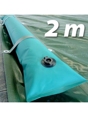 Perimeter tubular of 2 meters - for fixing the pool cover