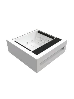 Vasca Spa idromassaggio Pure con mobile