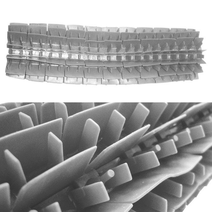 Grey Maytronics 6101602 PVC Brush