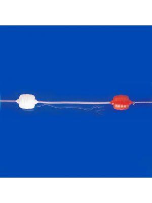 Corsia galleggiante NORM/50 da 50 m galleggianti ogni 50 cm Patentverwag da competizione