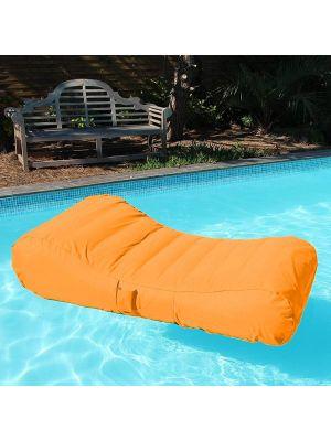 sdraio galleggiante per piscina e giardino -  prodotto da esterno