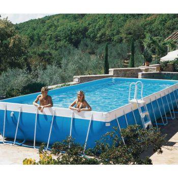 Piscina Laghetto CLASSIC 0 | H 100 con FILTRO A SABBIA  6m³h