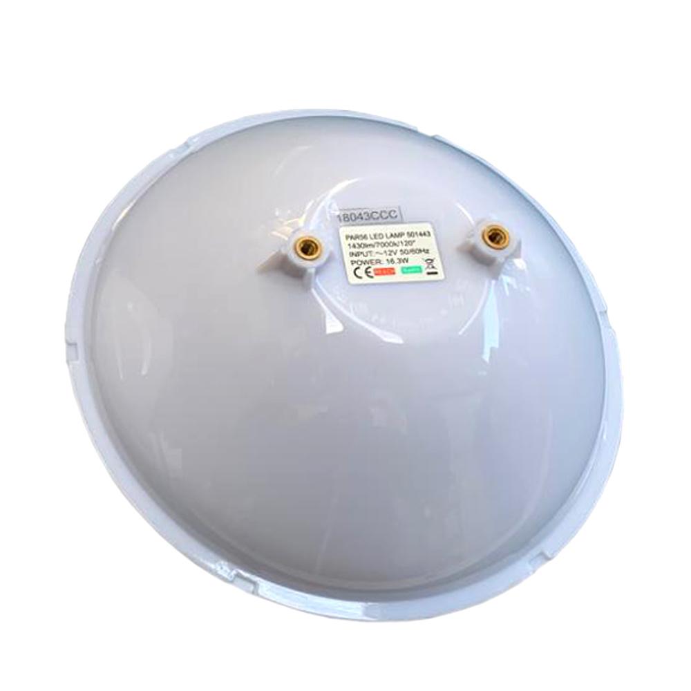 Détails sur Seamaid 502815 Lampe piscine standard universelle PAR56, 30 LED blanches, 14.7W