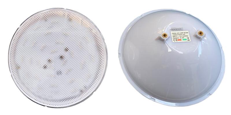 lampada seamaid standard par56 a led per sostituzioni