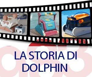storia di Dolphin Maytronics l'azienda leader nella produzione di robot pulitori per la piscina