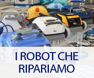 Zavattishop centro assistenza ufficiale robot Dolphin