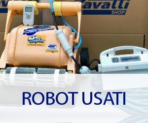 Robot per pulire la piscina usati ricondizionati con garanzia