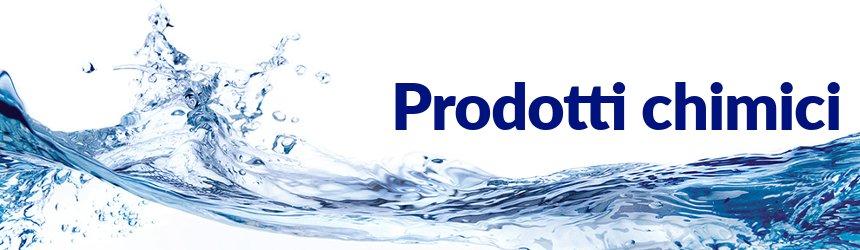 Prodotti chimici per piscina