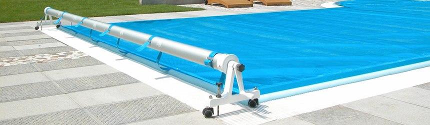 accessori per coperture estive per piscine