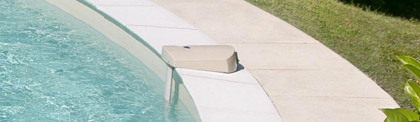 Gli allarmi di sicurezza ti avvisano se qualcuno o qualcosa cade in piscina