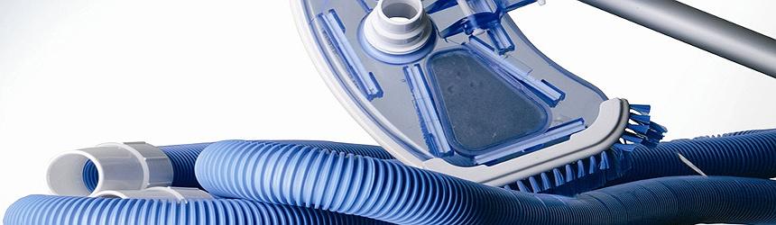 kit accessori pulizia piscina