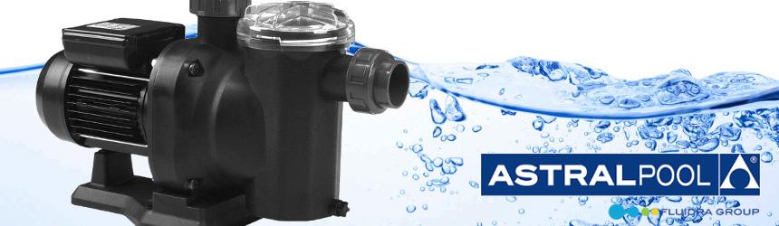 Pompa di filtrazione piscina Sena Astralpool