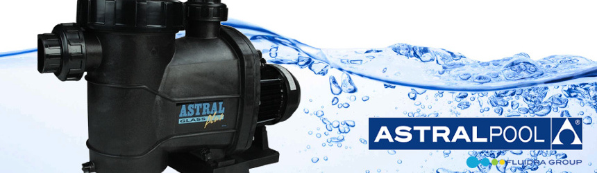 Pompa filtrante per piscina Glass Plus