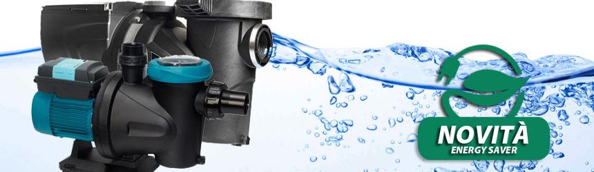 pompe filtrazione piscina a velocità variabile