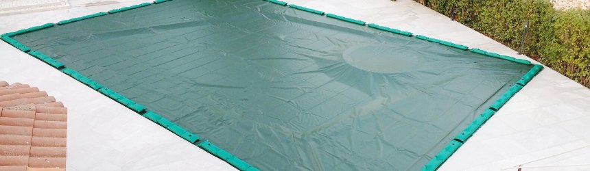 Coperture invernali su misura per la tua piscina