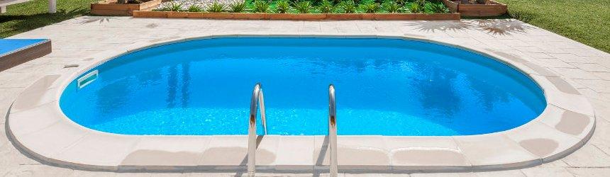 kit bordi per piscine in lamiera