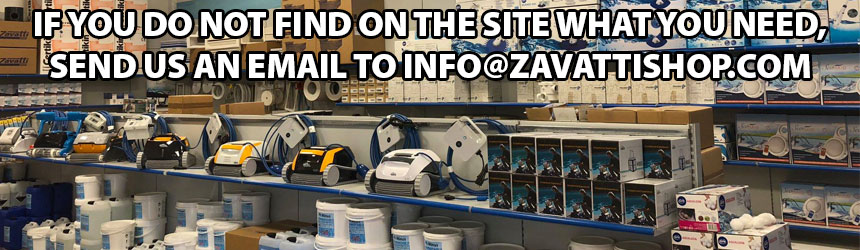if you do not find on the site what you need, send us an email to info@zavattishop.com