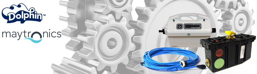 Dolphin Maytronics electrical parts