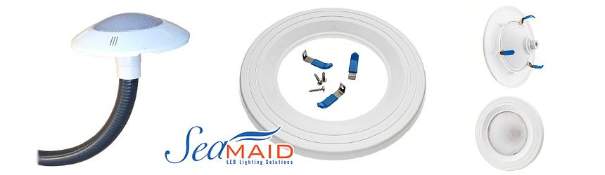 Seamaid led pool lights accessories