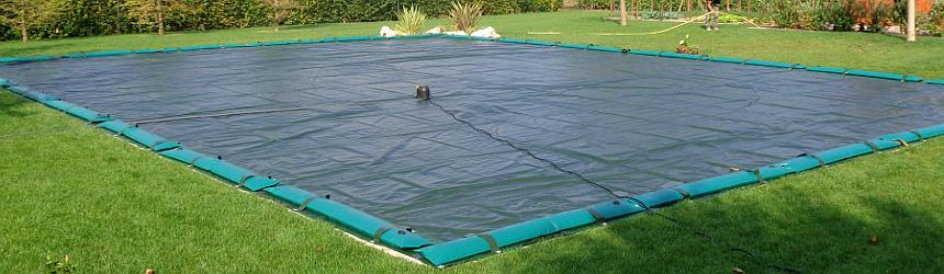 Couvertures pour piscine