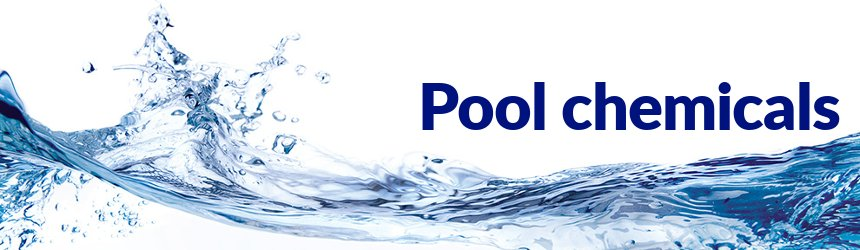 Certified Pool chemicals