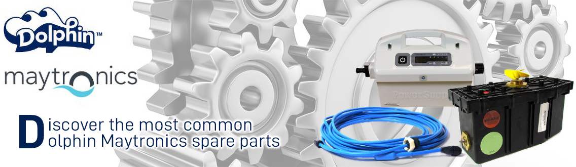 Check all common spare parts for Dolphin Maytronics