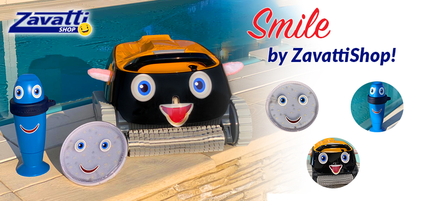Smile Series by Zavattishop!