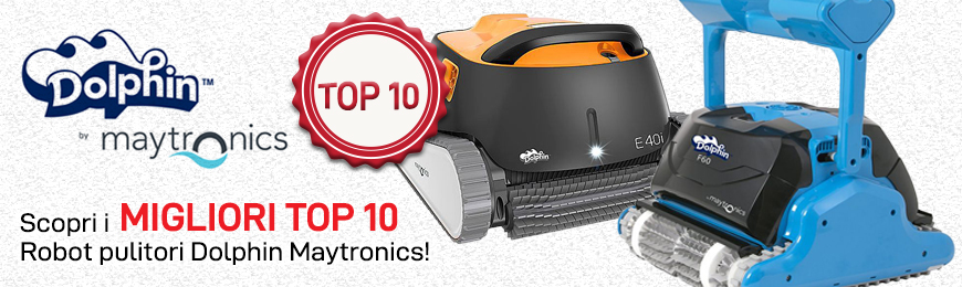 top 10 robot - i migliori robot per piscina