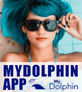 MyDolphin, the official bluetooth application of dolphin maytronics